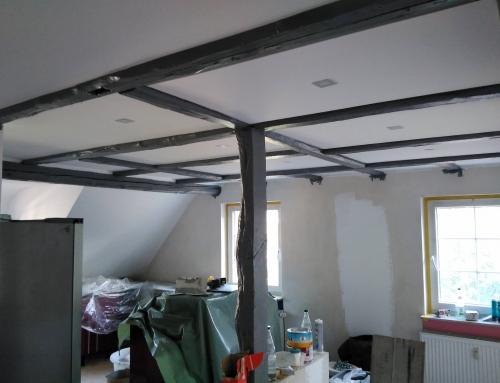 Fachwerkhaus Renovierung Innen