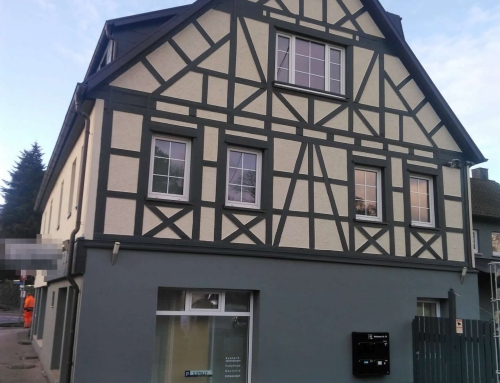 Fachwerkhaus Renovierung